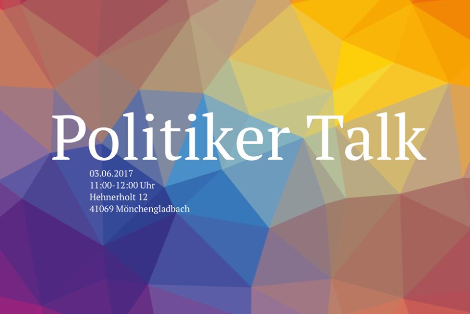 Politiker Talk zur Bundestagswahl